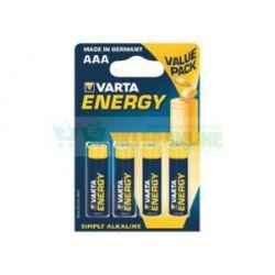 Bateria LR03 / AAA Varta Energy 1.5V B4 Bluetooth