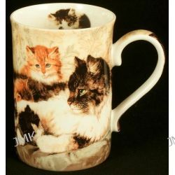 Kubek Cats Porcelain Mug 250ml.
