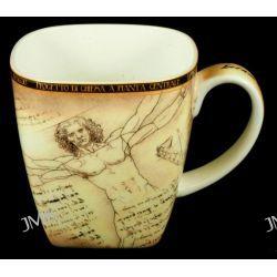 Kubek Da Vinci Czlowiek Wutruwianski
