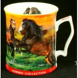 Kubek Konie  450ml.