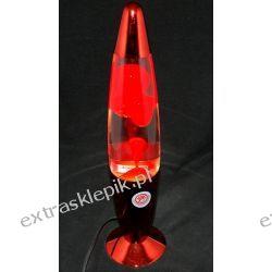 LAMPA LAWA 40CM - RED