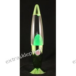 LAMPA LAWA 40CM - GREEN
