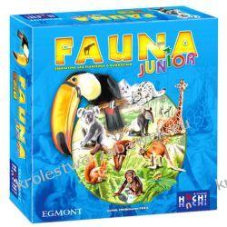 Gra planszowa logiczna Fauna Junior Egmont