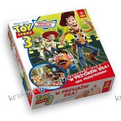 Gra w Przyjaźni Siła Toy Story Trefl