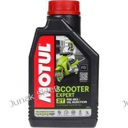 Olej MOTUL Scooter Expert 2T 1L półsyntetyk.
