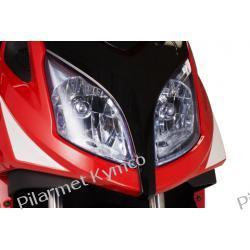 Reflektor przedni podwójny kpl. do skuterów KYMCO Super 8 50/125/150