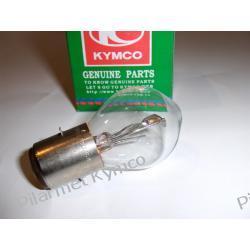 Żarówka marki KYMCO S2 35W/35W 12V BA20D przednich świateł mijania/drogowych do Kymco  ZX 50 | Activ 50/110.