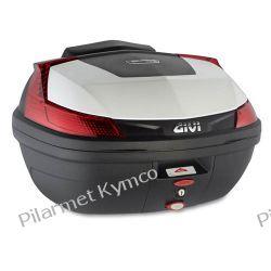 Kufer włoskiej marki GIVI B47 Blade Monolock + płyta montażowa.