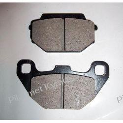 Oryginalne klocki hamulcowe do KYMCO MXU150|MX'er150-tył.
