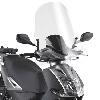 Szyba włoskiej marki GIVI 441A+mocowanie A440A do Kymco Agility City.
