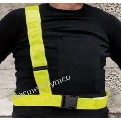 Pas odblaskowy BIKETEC Safe Belt.