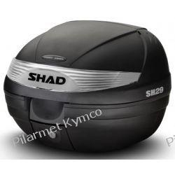 Kufer SHAD SH29 Top Cases + podstawa mocująca.