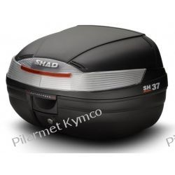 Kufer SHAD SH37 Top Cases + podstawa mocująca.