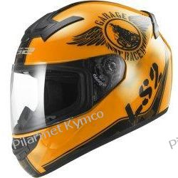 Kask LS2 FF352 Rookie Fan Orange Matt XXL.
