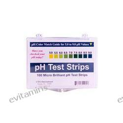 Vaxa International, pH Test Strips, 100 Test Strips
