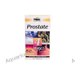Pure Essence, Prostate, 4 Way Support System, 60 Tablets