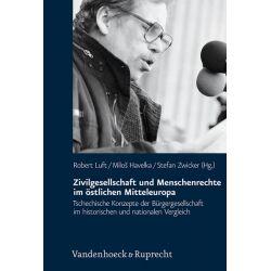 Bücher: Zivilgesellschaft und Menschenrechte im östlichen Mitteleuropa