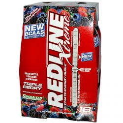 VPX Sports, Redline Xtreme, Ultimate Energy Rush, Triple Berry, 4 Pack, 8 fl oz (240 ml) Each