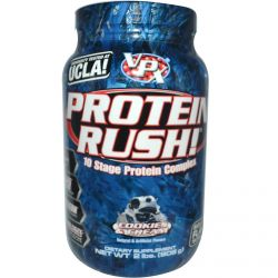 VPX Sports, Protein Rush!, 10 Stage Protein Complex, Cookies & Cream, 2 lbs (908 g)