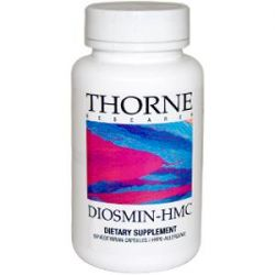 Thorne Research, Diosmin-HMC, 60 Veggie Caps
