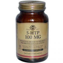 Solgar, 5-HTP, 100 mg, 90 Veggie Caps