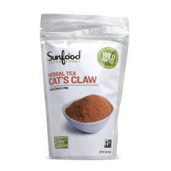 Sunfood, Cat's Claw Herbal Tea, 3.5 oz (100 g)