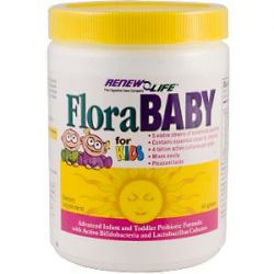 Renew Life, FloraBaby for Kids, 2.1 oz (60 g)