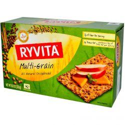 Ryvita, All Natural Crispbread, Multi-Grain, 8.8 oz (250 g)