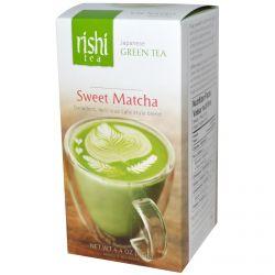 Rishi Tea,  Japanese Green Tea, Sweet Matcha, 4.4 oz (125 g)