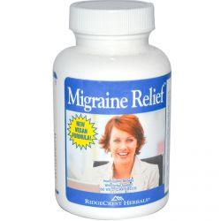Ridge Crest Herbals, Migraine Relief, 60 Veggie Caps