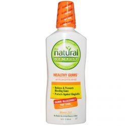 Natural Dentist, Healthy Gums, Antigingivitis Rinse, Orange Zest, 16.9 fl oz (500 ml)