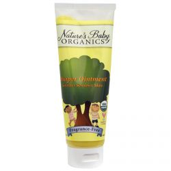 Nature's Baby Organics, Diaper Ointment, Fragrance-Free, 3 fl oz (85.05 g)
