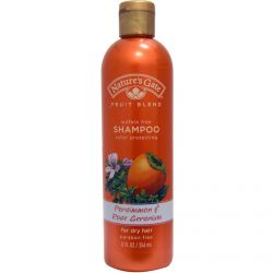 Nature's Gate, Fruit Blend, Shampoo, Persimmon & Rose Geranium, 12 fl oz (354 ml)