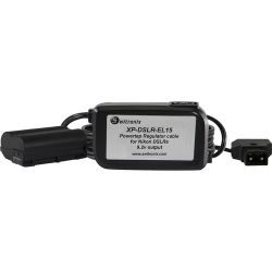 Switronix Powertap Regulator Cable for Nikon D7000 XP-DSLR-EL15