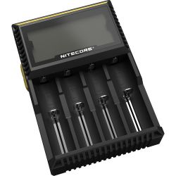 NITECORE Digicharger D4 Universal Battery Charger D4 B&H Photo
