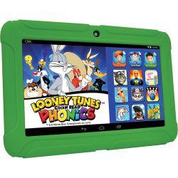 """ClickN Kids 8GB Tablet 2 7"""" Wi-Fi Tablet (Green) CK07T-GR-8"""