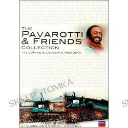 Pavarotti & Friends - Collection [4DVD] (1992-2000)