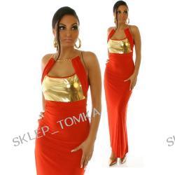 Elegance 01 - długa suknia wieczorowa