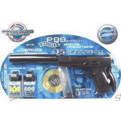 "Pistolet AIR-SOFT ASG WALTHER P99 SET ""Special Operations"" 0,5 J"