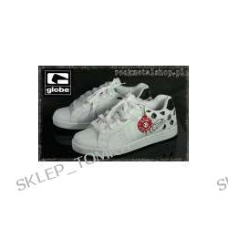 buty GLOBE - FOCUS CRAPS white/black/green