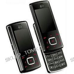 Telefon komórkowy LG KG800 Black