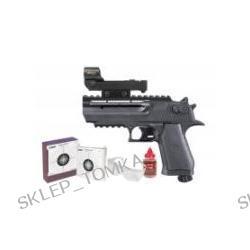 Wiatrówka - Pistolet DESERT EAGLE Compact - SET
