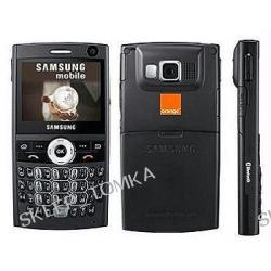 Telefon komórkowy Samsung SmartPhone I600 Black (logo Orange)