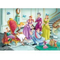 Puzzle dwustronne do kolorowania. Color Plus - Księżniczki (24)
