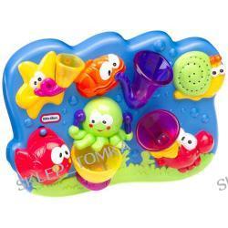 Kąpielowy zestaw muzyczny Little Tikes