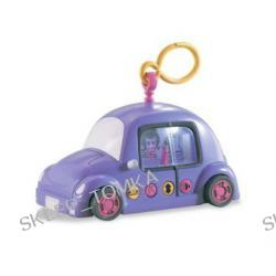Samochód fioletowy Pixel Chix, Mattel