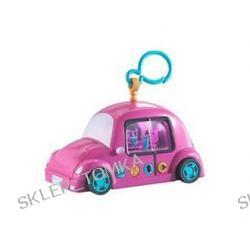 Samochód różowy Pixel Chix, Mattel