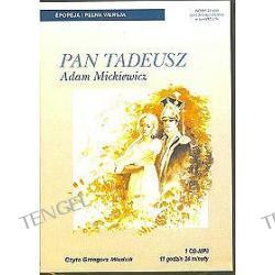 Pan Tadeusz - książka audio na 1 CD (format mp3)