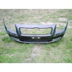 Zderzak przedni Toyota Avensis 2003-2006 (z hokejami i kratką)...