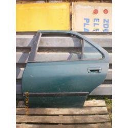 Drzwi tylne lewe Peugeot 406 2000-...